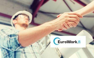 Eurowork auttaa entisiä yrittäjiä takaisin työn pariin